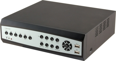 Entry Level DVR for up to 16 Cameras