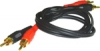 Audiokabel, 2-Cinch-Stecker zu 2-Cinch-Stecker