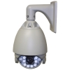 Sony® 550 TVL CCD, Colour Day/Night Speed Dome Camera with 50 Met